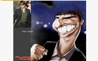Funny picture tom cruise