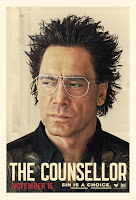 The Counsellor Javier Bardem Reiner