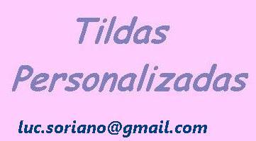 Encomende uma Tilda que tem a ver com você!