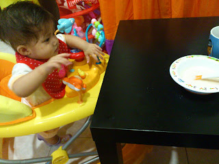 Arissa 6 bulan