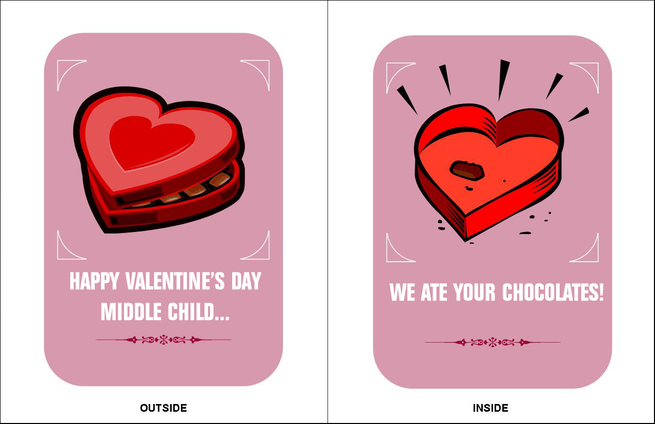 Smack Dab A Middle Childs Blog Midmark Greeting Cards When You