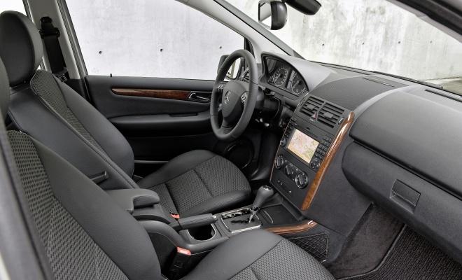 A-Class Elegance interior