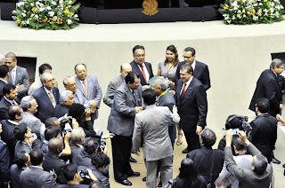 Braga participa de homenagem na Câmara dos Deputados