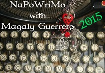 NaPoWriMo with Magaly