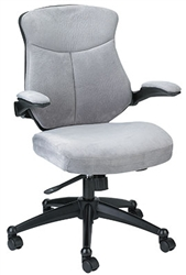 Wing Series Microsuede Eurotech Office Chair