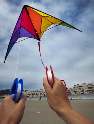 पतंग उड़ने की सही तैयारी
