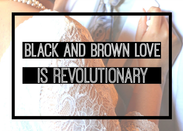 Black Love | Quirky, Brown Love