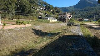 Nota-se limpeza nesta área da Posse em Teresópolis RJ