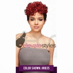 21Tress Malaysian 100% Human Blended Wig H - Hopping