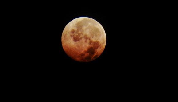 GALERI: Bulan Purnama 14-15 Mei 2014