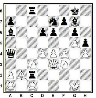 Problema ejercicio de ajedrez número 773: Bibby - Mestel (Plymouth, 1990)