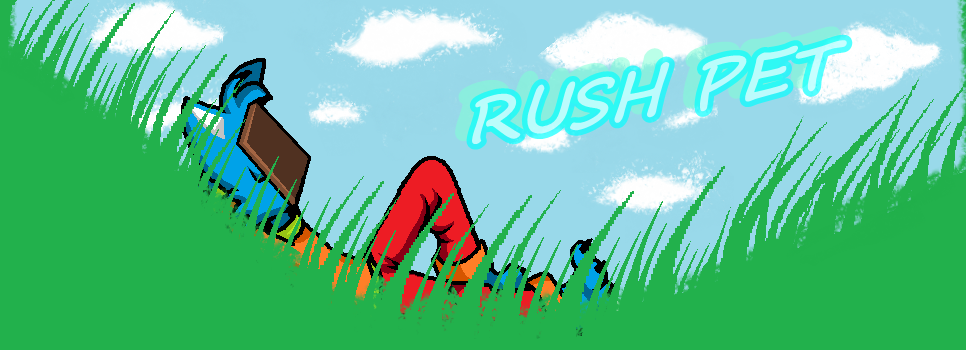 Rushpet Webcomic