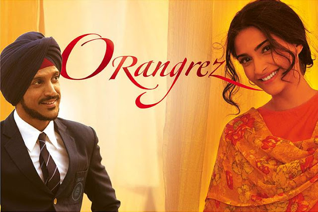 O Rangrez lyrics
