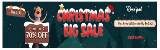 Christmas Big Sale