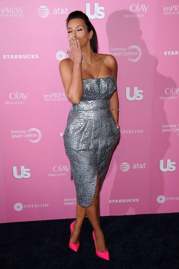 Kim Kardashian Us Weekly Hot Hollywood Style Party photo