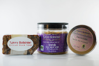 Save 10% on Savvy Boheme Organic Skin Care! Use Code LWHEALTH!