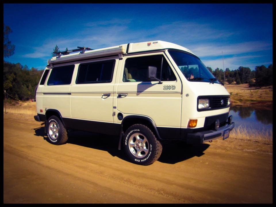 My first Westy (1986 Weekender)