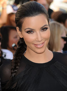 invisible hairstyle kim kardashian -25