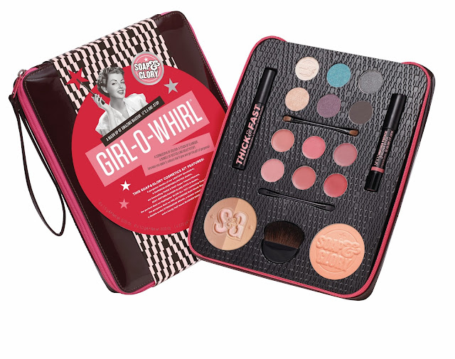 Boots Star Gift of the Week Soap and Glory's Girl-O-Whirl