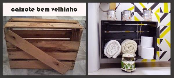 reciclagem, faça você mesma, diy, caixote, móvel, decoração