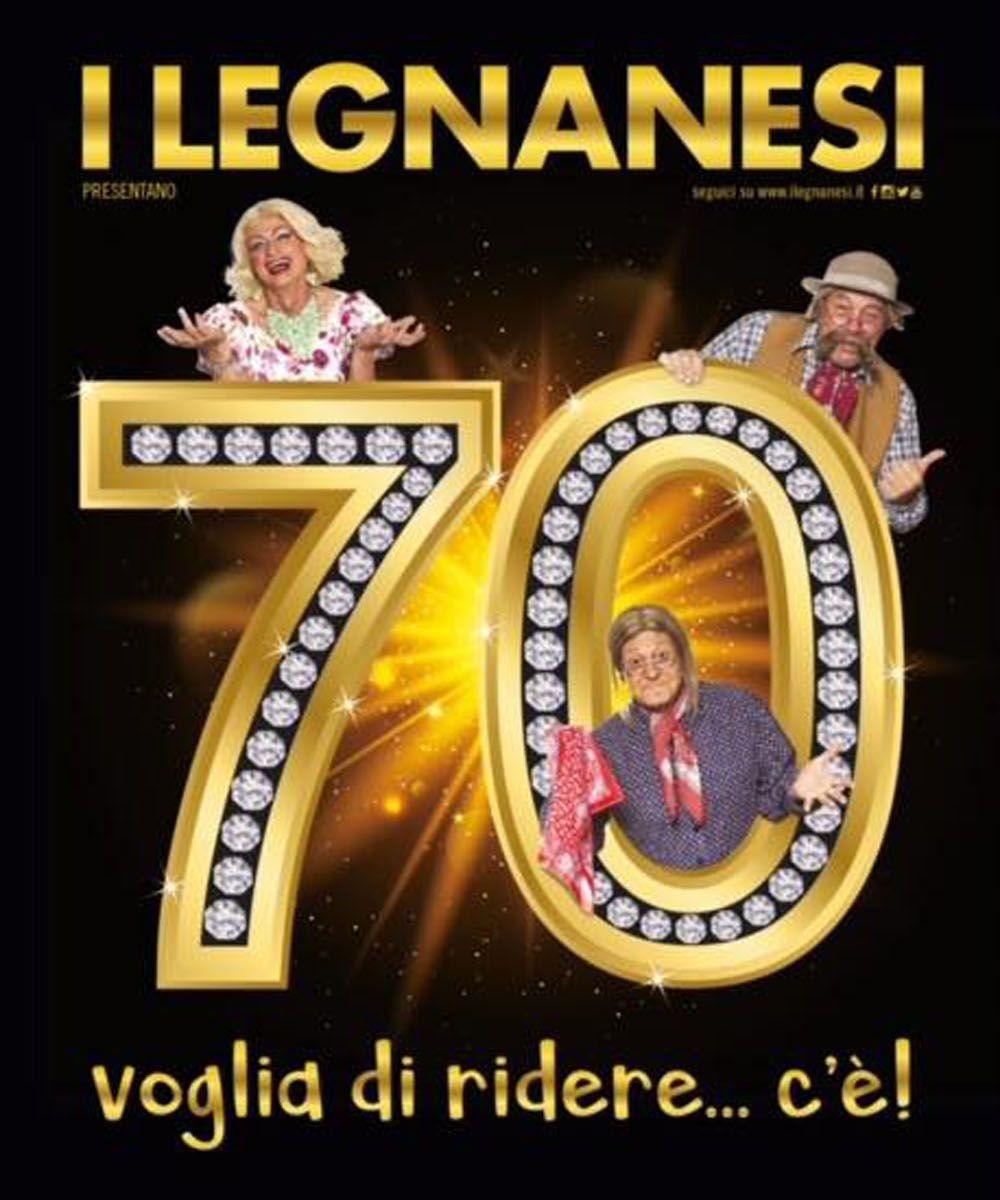 """""""70 VOGLIA DI RIDERE...C'E'"""" regia di Antonio Provasio"""
