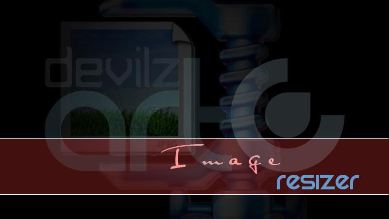 Images Resizer dan Image Compressor