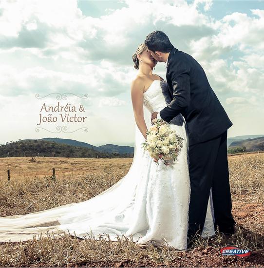 Andréia e João Víctor casamento ensaio externo do casal Estúdio Creative Fotografias MONTES CLAROS 1