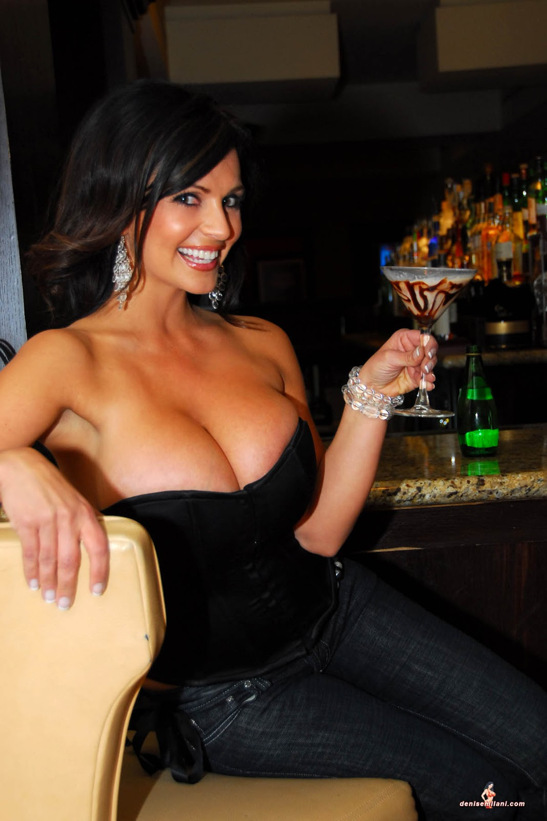 bartender tits