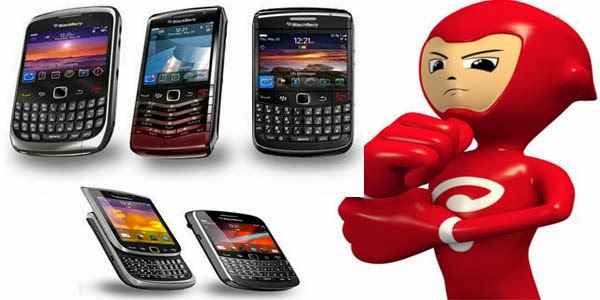Paket BlackBerry Smartfren