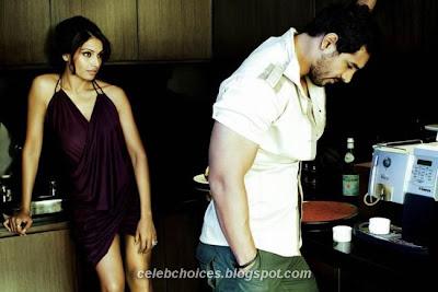 John Abraham & Bipasha Basu FilmFare Scans 4