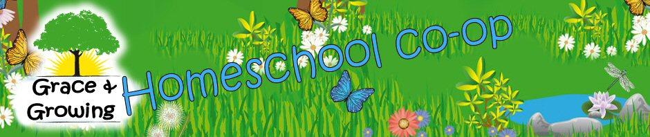 Grace and Growing Homeschool co-op