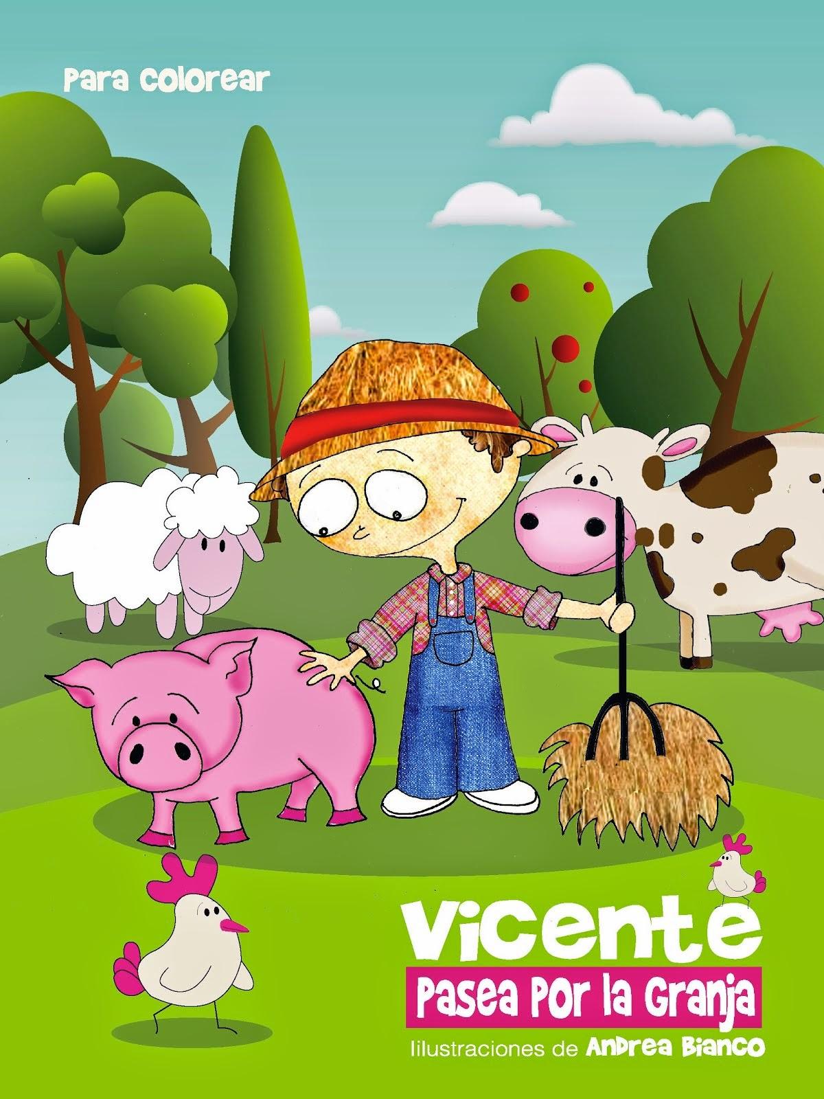 Vicente va a la Granja