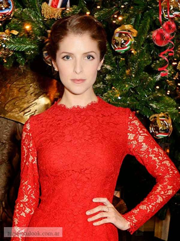 peinados de navidad 2015-