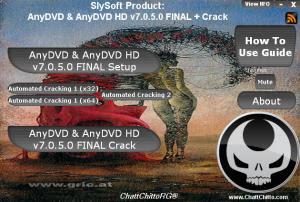 AnyDVD & AnyDVD HD v7.0.5.0 FINAL + Crack