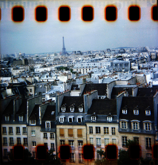 Paris on Film - Photograph by Tim Irving