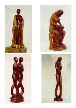 Mujeres de madera II