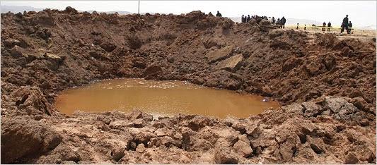 Peru Meteorite Illness