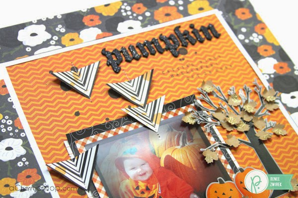 fall scrapbooking ideas pebbles inc a cherry on top