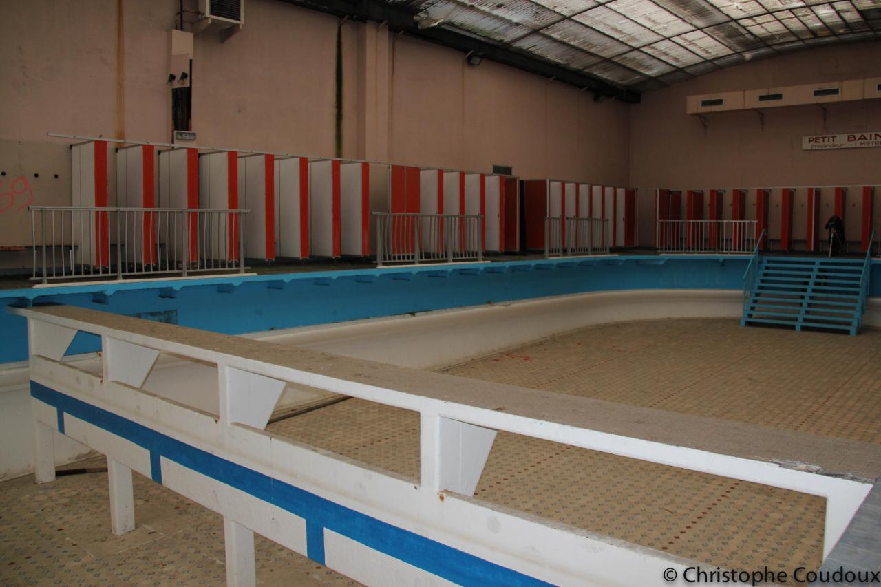 Photographies by christophe coudoux ancienne piscine de for Piscine tourcoing