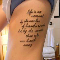 tattoo quotes for girls Christian Quotes For Girls