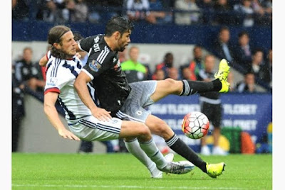 Pedro Rodriguez Puts Life in Chelsea and West Brom Dies in a 3 - 2 Win
