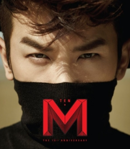 Lee Min Woo -The 10th Anniversary Album (M+TEN)
