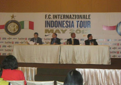 Inter Milan vs Indonesia
