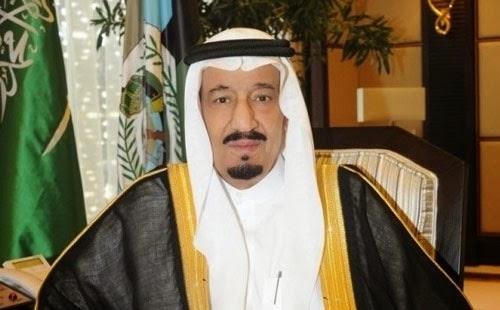 الملك سلمان بن عبدالعزيز يوجه رسالة قوية إلى داعش والإرهابين  شاهد نص الرسالة .