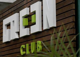 PUBLI CIDADE: GREEN CLUB, EM CANDIOTA