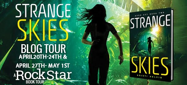 Strange Skies Blog Tour