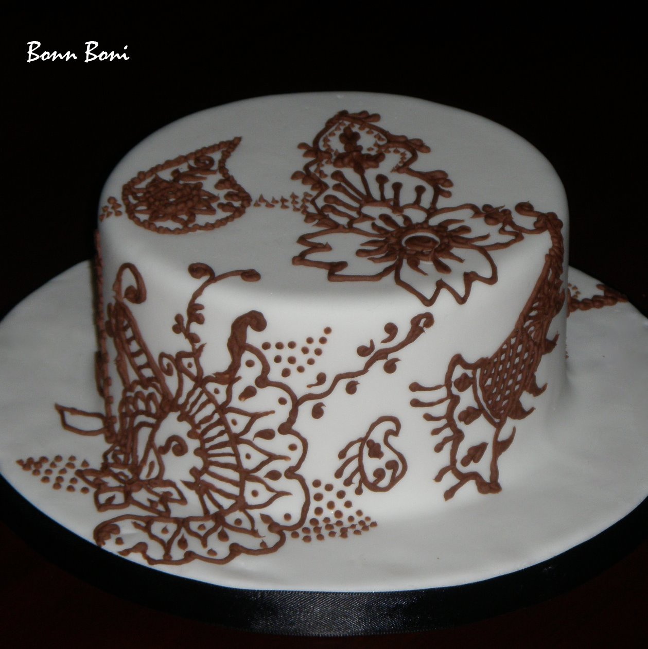 Cakes Sweets And All Things Bonn Boni Henna Design