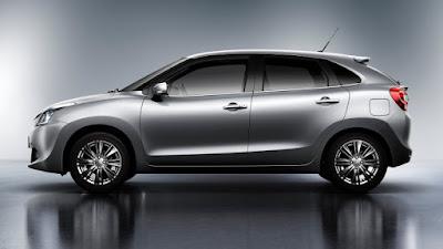 Suzuki Baleno Terbaru Jadi Rival Nissan Juke