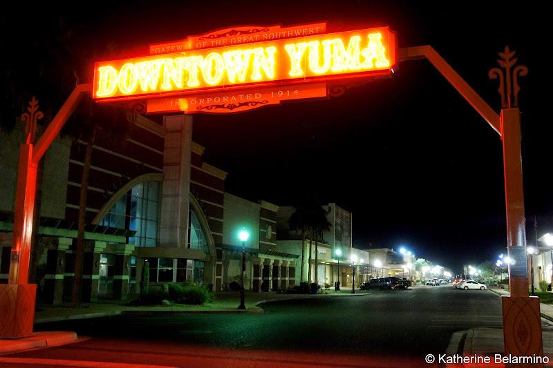 Historic Downtown Yuma Arizona