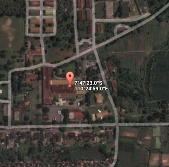Koordinat Lokasi Museum Dirgantara Yogyakarta_siparjo.com